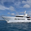 Superyacht Bella Vita - On display with Moran Yacht & Ship