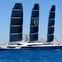S/Y Black Pearl courtesy of Divergent Yachting