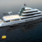 Project Crystal: A 70m Expedition Yacht from Mulder Design