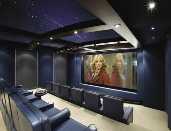 first impressions theme home theatre miami | The Ultimate Home Theatre from Jeffrey Smith | superyachts.com