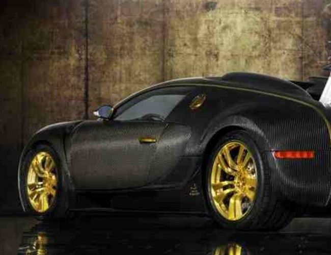 bugatti veyron linea vincero d 39 oro unveiled. Black Bedroom Furniture Sets. Home Design Ideas