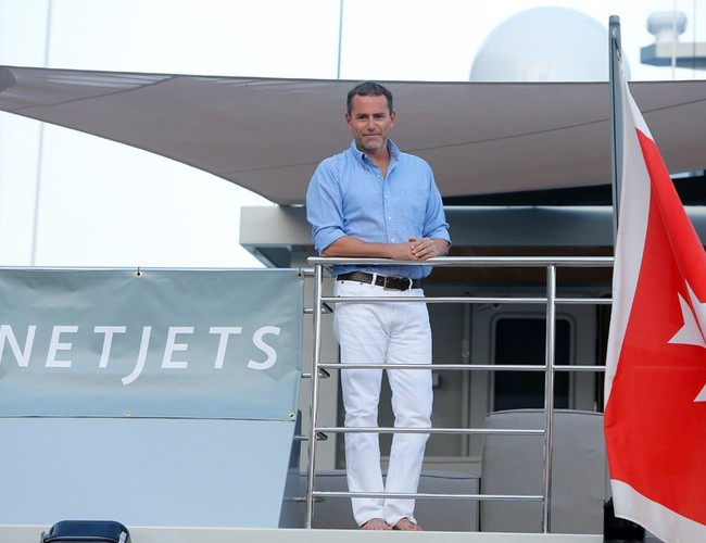 An Interview With Riza Tansu Why I Chose Superyachts Com