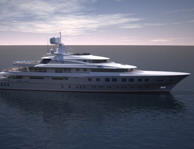Ypi sell superyacht red square at mys 2013 superyachts com