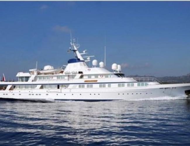 Mega Yachts Over 500