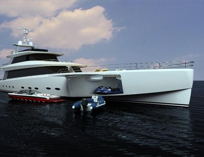 Brilliant Boats 50m Sportfisherman Concept Superyachts Com