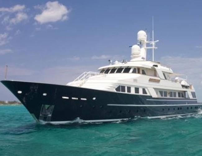 denison yacht sales sell superyacht golden