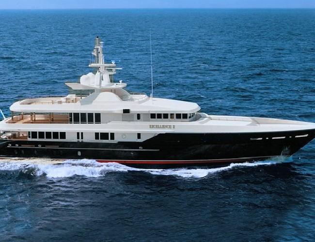 Motor Yacht Princess K Sold By Moran And Camper Nicholsons