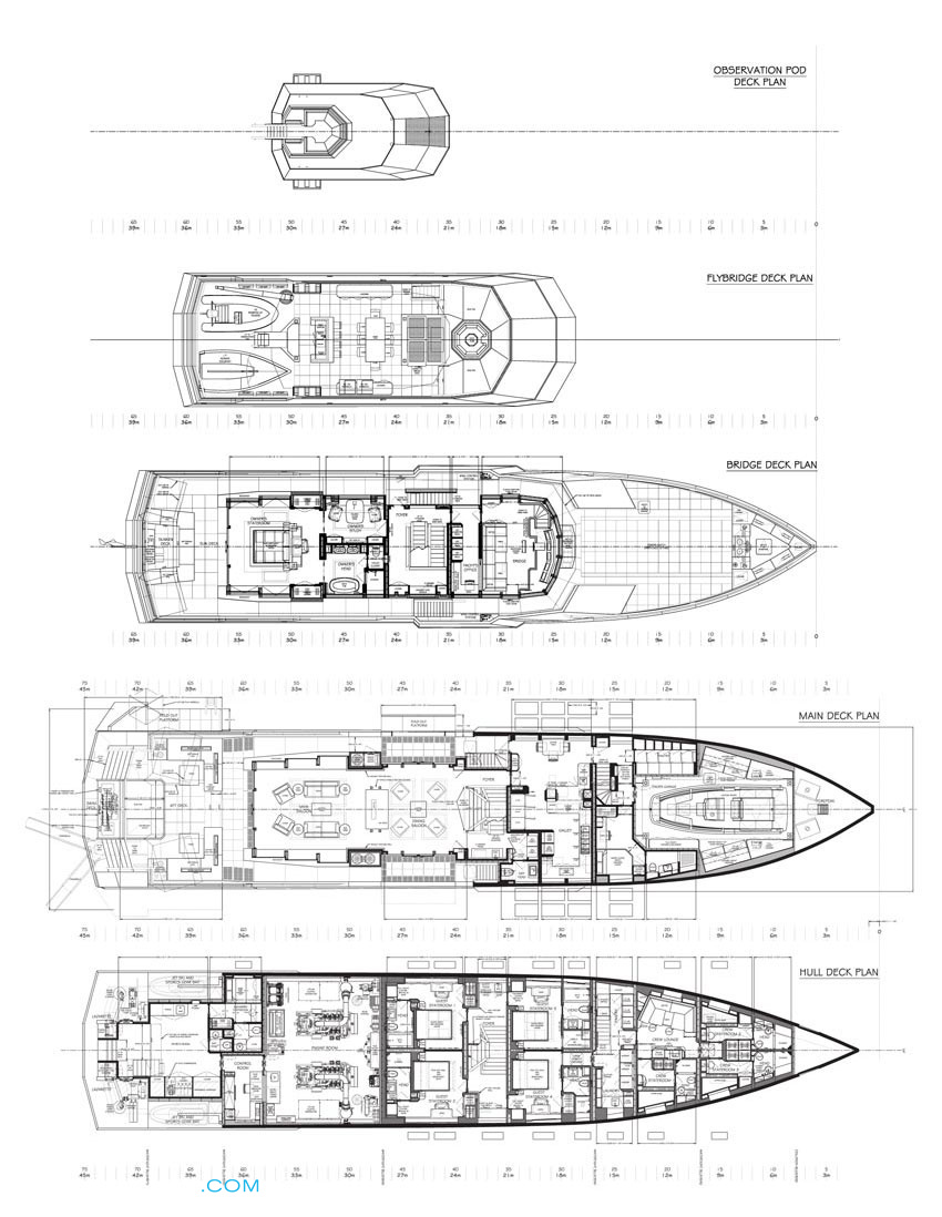 Big Fish Layout - McMullen & Wing Motor.. | superyachts.com
