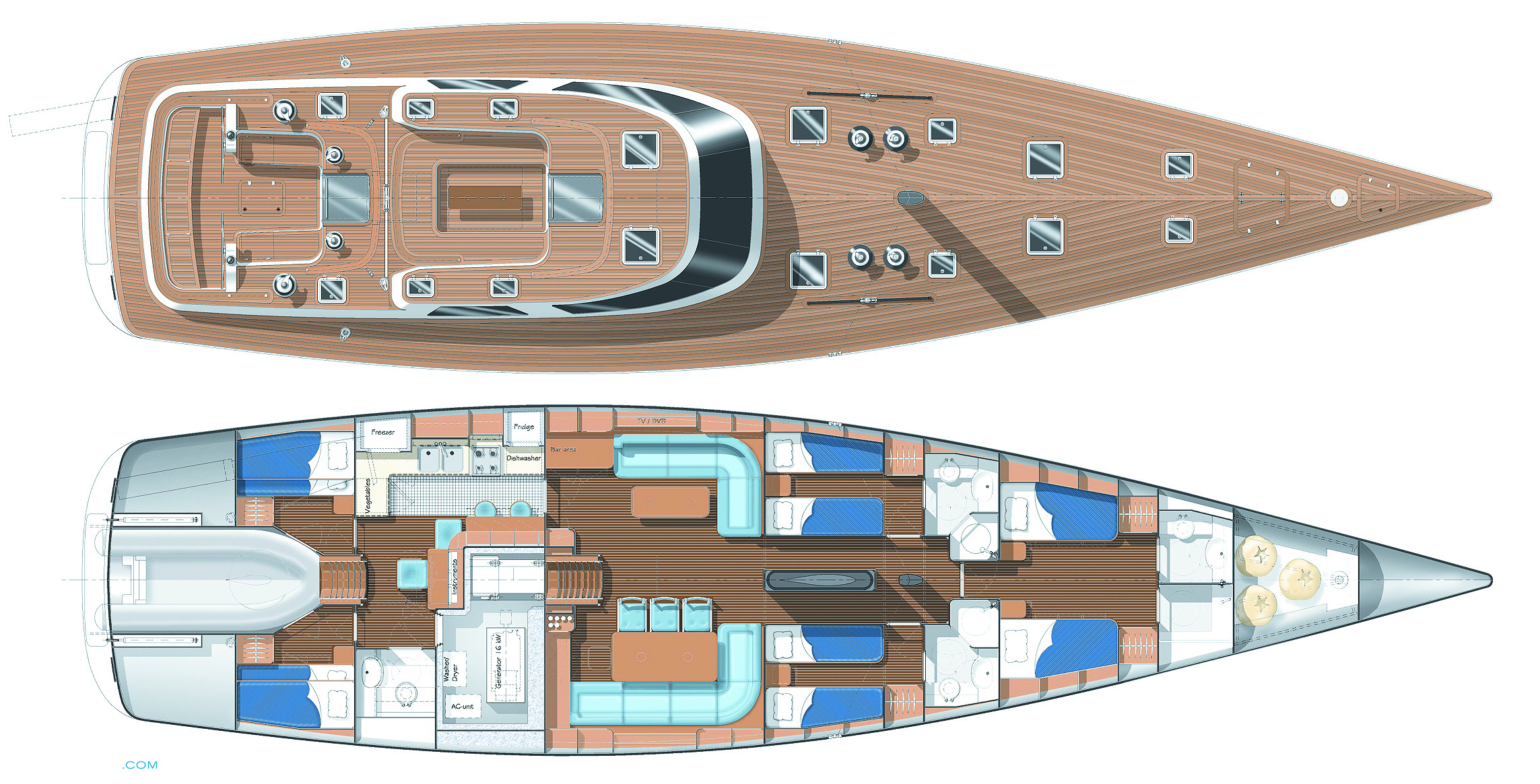 Yacht Plans Images - Reverse Search