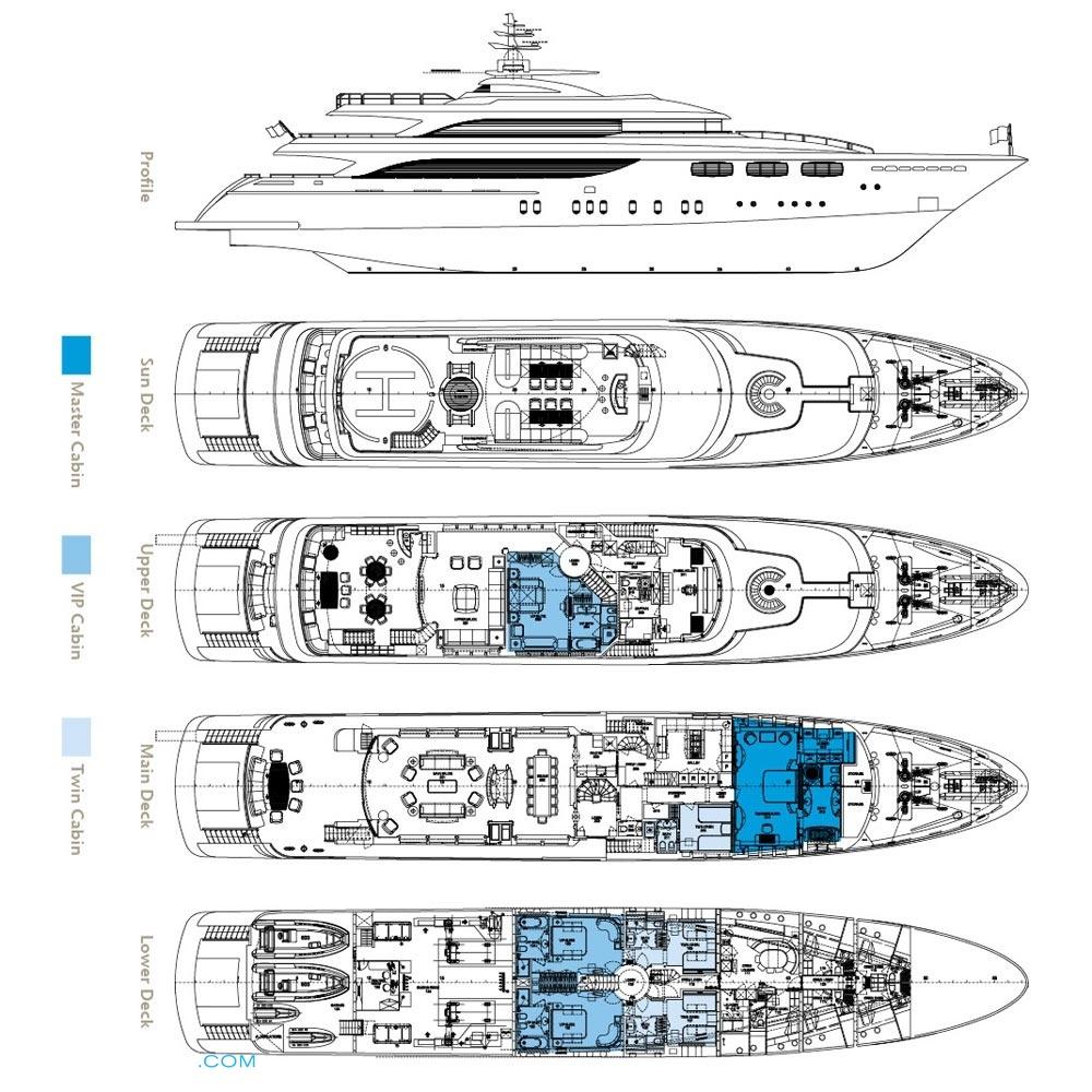 o 39 neiro yacht layout golden yachts motor