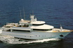 Aquarius Superyacht