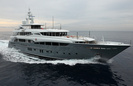 2 Ladies Luxury Motor Yacht by Rossinavi