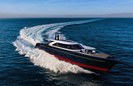 25m Eco-Tender Luxury Motor Yacht by Perini Navi