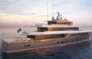 53m Custom Luxury Motor Yacht by Perini Navi