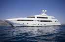 Africa Luxury Motor Yacht by Sunrise Yachts