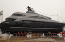 Aifos Luxury Motor Yacht by Cbi Navi