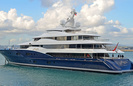 Amaryllis Luxury Motor Yacht by Abeking & Rasmussen