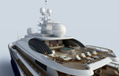 Aquila Luxury Motor Yacht by Derecktor