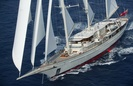 Athena Luxury Sail Yacht by Royal Huisman