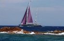 Baracuda Luxury Sail Yacht by Perini Navi