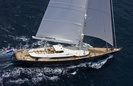 Bayesian Luxury Sail Yacht by Perini Navi