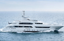 Book Ends Luxury Motor Yacht by Heesen Yachts