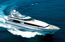 Caprice Luxury Motor Yacht by Oceanco