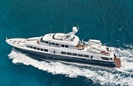 Charisma Luxury Motor Yacht by Hatteras Yachts