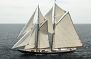 Columbia Luxury Sail Yacht by Eastern Shipbuilding Group