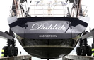 Dahlak Luxury Sail Yacht by Perini Navi