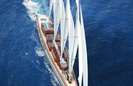Dream Symphony Luxury Sail Yacht by Dream Ship Victory