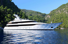 Drizzle Luxury Motor Yacht by Feadship