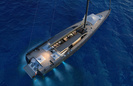 E-volution Luxury Sail Yacht by Perini Navi
