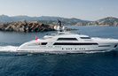 Galactica Star Luxury Motor Yacht by Heesen Yachts