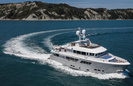 Galego Luxury Motor Yacht by Cantiere delle Marche