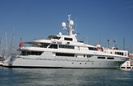 Grace E Luxury Motor Yacht by Codecasa