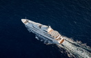 Graceful Luxury Motor Yacht by Blohm + Voss Shipyards