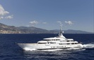 Hampshire II Luxury Motor Yacht by Feadship