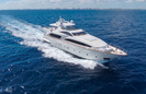 Happy Hour Luxury Motor Yacht by Azimut Yachts