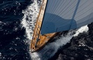 Helios Luxury Sail Yacht by Perini Navi