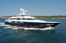 Helios 2 Luxury Motor Yacht by Palmer Johnson Yachts