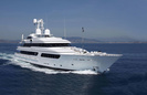 Hurricane Run Luxury Motor Yacht by Feadship