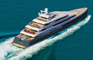 Illusion Plus Luxury Motor Yacht by Pride Mega Yachts