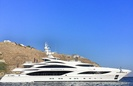Illusion V Luxury Motor Yacht by Benetti
