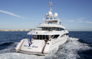 Inception Luxury Motor Yacht by Heesen Yachts