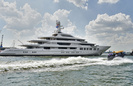 Infinity Luxury Motor Yacht by Oceanco