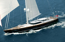 Janice of Wyoming Luxury Sail Yacht by Alloy Yachts