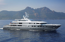 Kogo Luxury Motor Yacht by Alstom