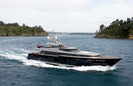 Loretta Anne VI Luxury Motor Yacht by Alloy Yachts