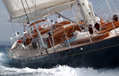 Maria Cattiva Luxury Sail Yacht by Royal Huisman